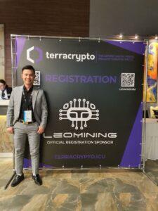 Нгуен Ван Линь - основатель LeoMining